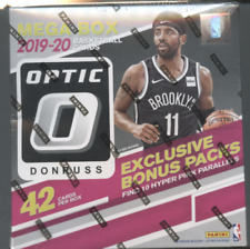 Optic  Basketball Walmart Mega Box Factory Sealed