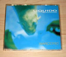 CD Maxi-Single - Liquido - Narcotic