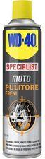 WD40 Specialist Moto pulitore freni Pulitore 500ml pulizia dischi freni frizioni
