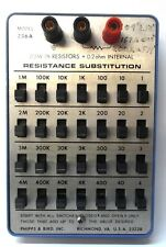 PHIPPS & BIRD, RESISTANCE SUBSTITUTION, 236A, 1190186018