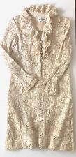 Dress Lace The Sidneys Era: 1964-1973 Ilgwu Vintage