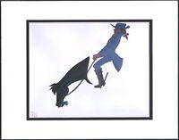 Yankee Doodle Cricket Chuck Jones 1975 production animation cel Seal COA
