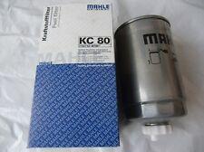 Dieselfilter Kraftstoffilter Kraftstofffilter MAHLE KC 80 Passat TDI