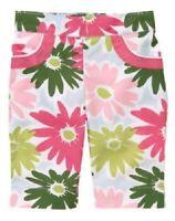 NWT GYMBOREE Jeans Pants Capri 3-6-12-18-24 mos 2T 3T 4T 5T Choose Style/Color