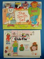 Rare 1980's Unused THE SMITH SET - WH SMITH CHILDRENS CLUB PACK Mail Away Member