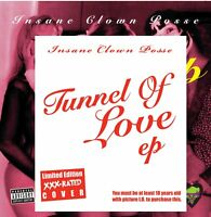 Tunnel of Love Insane Clown Posse CD 1996, Psychopathic Records Rare XXX Cover