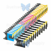 35 PACK LC71 LC75 Compatible Ink Cartirdge for BROTHER Printer MFC-J435W LC75