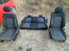 Mercedes C220 W203 CL203 Coupe Set of Front and Rear Seats out of 2007 Model