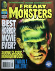 freaky monsters magazine #14 F fine Bagged And Boarded!
