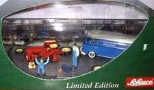 RARE SCHUCO VW T1 PORSCHE KUNDENDIENST JNR TRACTOR SET 1:43 NEW BOXED 1 OF 1000