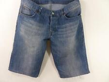 Vintage Reworked Denim Casual Shorts Mens Blue size w37 Grade B M350