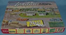 ATLAS 1:87 SLOT CAR RACING LANDAU HO MOTORING ACCESSORY SET #1401 KITS FIGURES