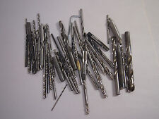LARGE DRILL BITS ASSORTED SIZES AND BRANDS END MILLS AND MORE