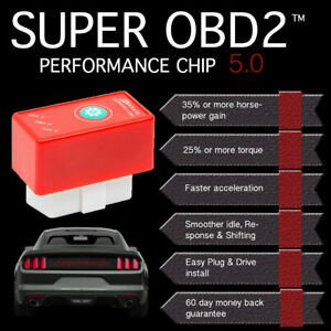 For 2000 Ford F-100 Ranger - Performance Chip Tuning - Power Tuner