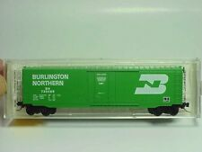 ~ MTL- 38200 ~ BURLINGTON NORTHERN ~ 50' STANDARD PLUG DOOR BOXCAR ~