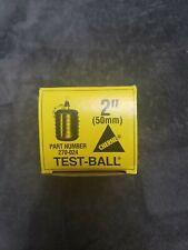 """2"""" Test Ball"""