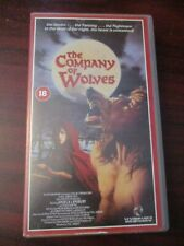 VHS Video - The Company of Wolves
