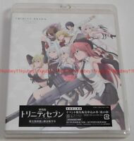 Trinity Seven the Movie The Eternal Library and the Alchemist Girl Blu-ray Japan