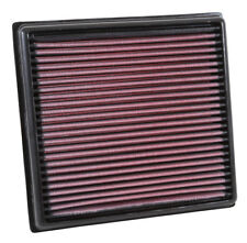 33-3040 K&N Air Filter fits VAUXHALL CORSA E 1.0/1.2/1.3/1.4/1.6 ALL 2014-