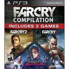 Far Cry Compilation (Sony PlayStation 3, 2014)
