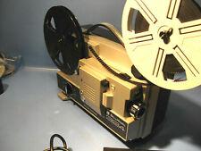 8 mm Film Projektor Bell & Howell Autoload für 120 m.Spulen-films Projector