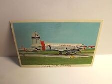 FORT CAMPBELL KENTUCKY US. AIR FORCE AVIATION AIRCRAFT AIRPLANE VINTAGE POSTCARD
