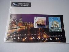 Polly Woodside Maritime Links, Australia & Ireland Ss. Mint Nh in package.