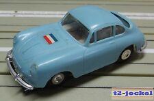 Faller Ams 4835 Porsche 356 with Block Engine + 8 New Repro Tyres