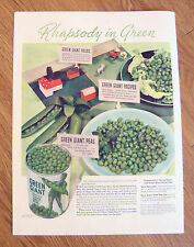 1940 Jolly Green Giant Ad  1940 Pall Mall Cigarettes Ad The Mayflower