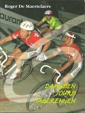 6-Jours, Daagsen, Tagerennen, Cyclisme, Vélo, Bahnradsport, Baan, De Maertelaere