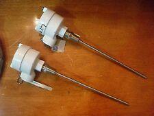 Burns Engineering Temperature Immersion Sensor Probe Lot Model# 300L10A1EN093
