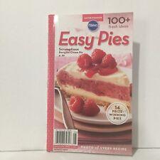 Pillsbury Easy Pies August 2007 100+ Fresh Ideas Magazine Cookbook Recipes