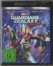 Guardians Of The Galaxy 2 4k Ultra HD Blu-ray Erstauflage Im Schuber