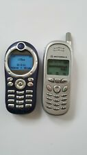 ☆ 2 Alte Motorola Handy Dummy Attrappen ☆ Motorola AC2 + Motorola C116 ☆ Vintage