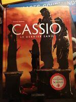 NEUF - BD Cassio - tome 4 - Le dernier sang