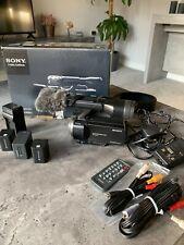 Sony Nex VG30