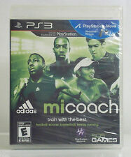 micoach Playstation 3 ps3 new