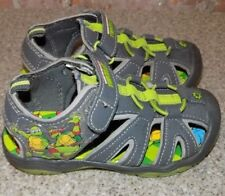 TNMT SANDALS    CHILDRENS SIZE  8 CHECK THESE OUT C@@L SHOES