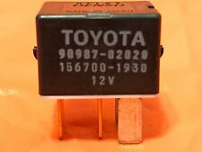 TOYOTA LEXUS ORIGINAL TAIL LIGHT RELAY OEM 90987-02020 BY DENSO 156700-1930