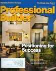 2013 Professional Builder Magazine: Design Innovations Report/small Houses Live