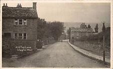 Clayton West between Barnsley & Huddersfield. Hill Top Lane.