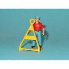 DTF499 - DINKY TOYS - GMC cirque Pinder - Attache de la remorque jaune - 881