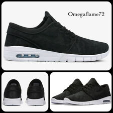 Nike SB Stefan Janoski Air Max, 631303-022, Sz UK 12, EU 47.5, US 13, Black
