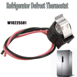 Refrigerator Defrost Thermostat For  W10225581 1872722 2196155 PS23768