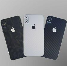 iphone 6 7 X 11 Pro Skin Wrap Folie Rückseite XS XS Max Xr 3M Case Schutzfolie 8