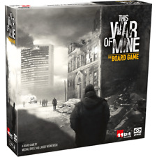This War of Mine The Board Game by Awaken Realms