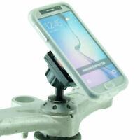 Tigra Mountcase Avec Protège Pluie Pour Galaxy S6 & 12mm Moto Tige Support