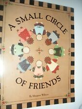 DECORATIVE  TOLE PAINTING BOOK A SMALL CIRCLE OF FRIENDS