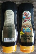 NEW Australian Gold Arctic Breeze Dark Tanning Accelerator Tanning Lotion 8 Oz
