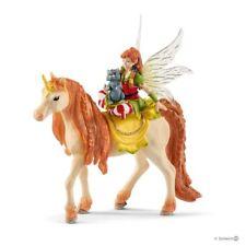 Fairy Marween with glitter  unicorn Schleich 70567 Stunning Bayala beautiful<><